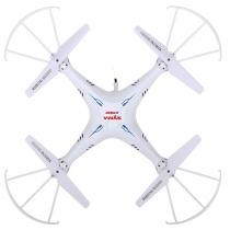 Квадрокоптер радиоуправляемый syma X5SW fpv с камерой белый