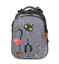 Школьный рюкзак  Hummingbird Teens T9 Black Cat