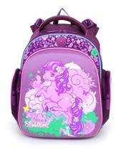 Школьный рюкзак Hummingbird TK5 Horse Blossom