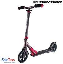 Двухколёсный самокат Tech Team TT Sport 180 мм 2018 складной Фиолетовый