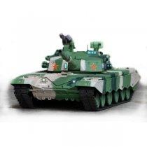 Радиоуправляемый танк ZTZ-99 MBT 1:16 пневмо пушка дым звук Heng Long 3899-1