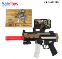 Игровой автомат AR gun MP5K с дополнительной реальностью