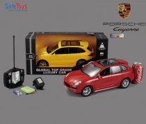 Машина на радиоуправлении Porsche Cayene 1:12