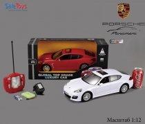 Машина на радиоуправлении Porsche Panamera 1:12