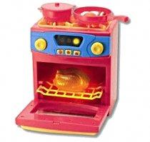 Кухонная плита Хозяюшка со звуковыми и световыми эффектами 2234