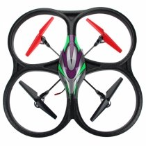 Квадрокоптер WL Toys UFO Drones V333 LED Headless Cyclone LED Edition 2.4G