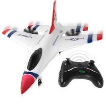 Радиоуправляемый самолет CTF F16 Thunderbirds FX-823 290мм 2.4G EPP Gyro RTF (с гироскопом)
