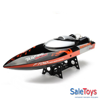Радиоуправляемый катер Feilun FT010 Racing Boat 2.4GHz