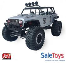 Радиоуправляемый краулер Remo Hobby RH Open-Topped Jeeps 4WD RTR масштаб 1:10 2.4G