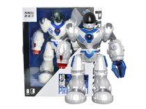 Радиоуправляемый робот Robocop President AW-7088 стреляет присосками