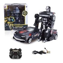 Радиоуправляемый робот-трансформер JQ FIERCE-TT661A