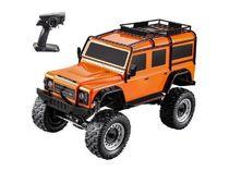 Радиоуправляемый краулер Double Eagle Land Rover 4WD RTR масштаб 1:8 2.4G Оранжевый