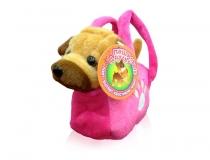 Интерактивный щенок в сумке 7281J