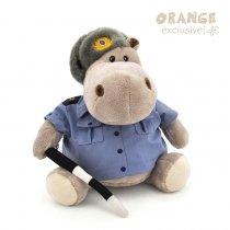 Бегемот полицейский 30 Orange