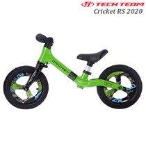 Беговел Tech Team Cricket RS Зелёный