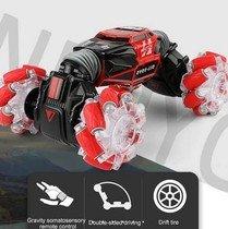 Машинка-перевертыш ZhengGuang Hyper Skidding (часы + пульт) 1:12 UD2199A Red