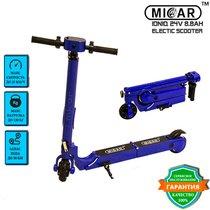 Электросамокат Micar ioniq 24V 8.8Ah Blue