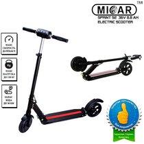 Электросамокат Micar Sprint S2 36V 8.8Ah Black