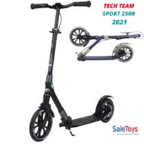 Городской самокат Tech Team Sport 250R 2021 Черный