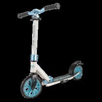 Двухколёсный самокат Tech Team TT Jogger 210 2020 Бело-голубой