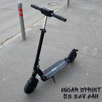 Электросамокат Micar Sprint S3 36V 6.6Ah Black