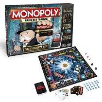 Настольная игра Монополия 4007 с банковскими картами (Русская версия)