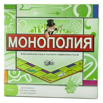 Настольная игра Монополия 5211R (Русская версия)