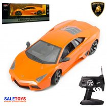 Радиоуправляемая машинка MZ Lamborghini Reventon масштаб 1:10 Оранжевый