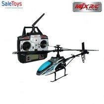 Радиоуправляемый вертолет MJX F646 Синий