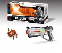 Радиоуправляемый лазерный бой с жуком Call of Life