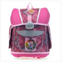 Ранец для первоклассника с ортопедической спинкой CM (pink)