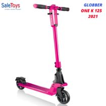 Самокат Globber One K 125 Розовый