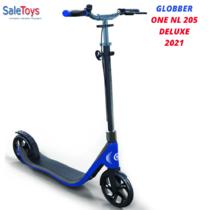 Самокат Globber One NL 205 Deluxe Синий