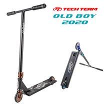 Трюковой самокат Tech Team Old Boy 2020 Bronze