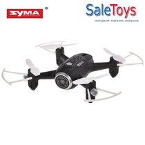 Квадрокоптер Syma X22W 2.4 GHz 14.2 cм c FPV-камерой