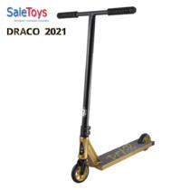 Трюковой самокат Tech Team DRACO 2021 Gold