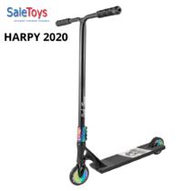 Трюковой самокат Tech Team HARPY 2020 BLUE