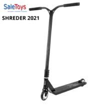 Трюковой самокат Tech Team SHREDER 2021 BLACK