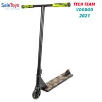 Трюковой самокат Tech Team VOODOO 2021