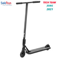 Трюковой самокат Tech Team Zorg 2021 Чёрный